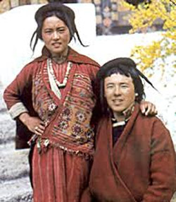 AN ARUNACHAL PRADESH COUPLE