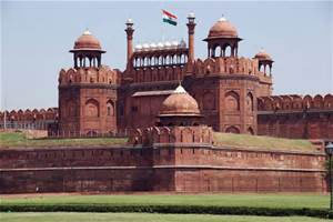 Red  Fort, a UNESCO World Heritage Site