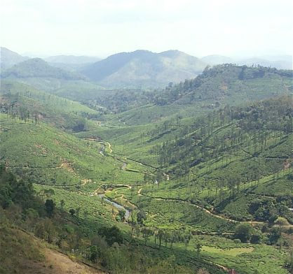 Mountains of Western Ghats