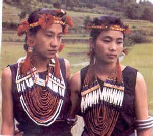 Sema girls in Traditional dress