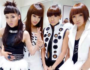 "Modern ""Korean look"" girls from Nagaland"