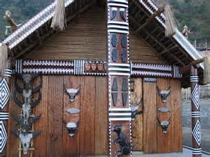 Nagaland Traditional Architecture